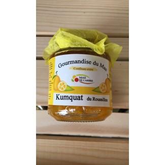 Confiture de KUMQUAT 250 gr