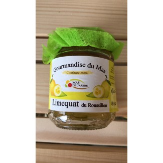 Confiture de LIMQUAT 250 gr