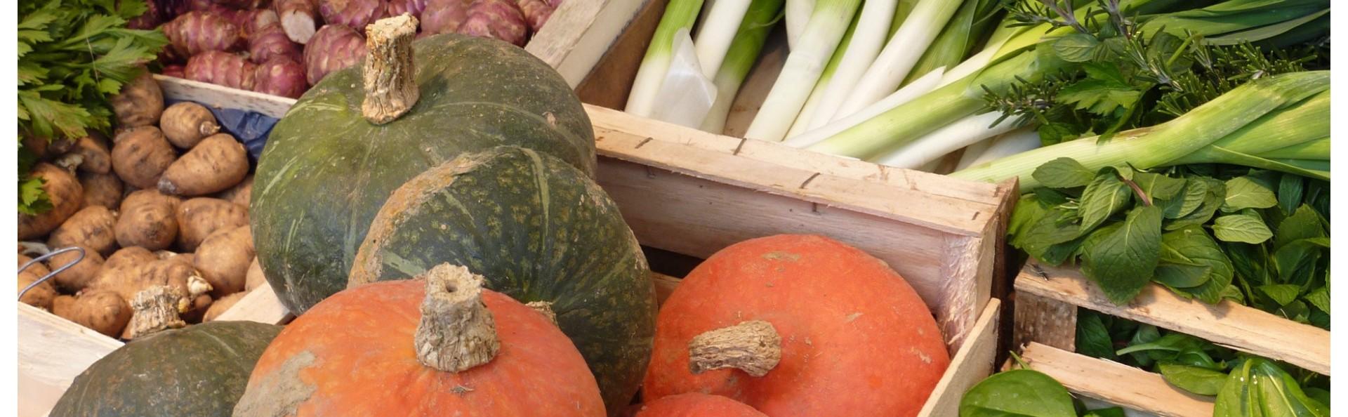 Tous les légumes  -