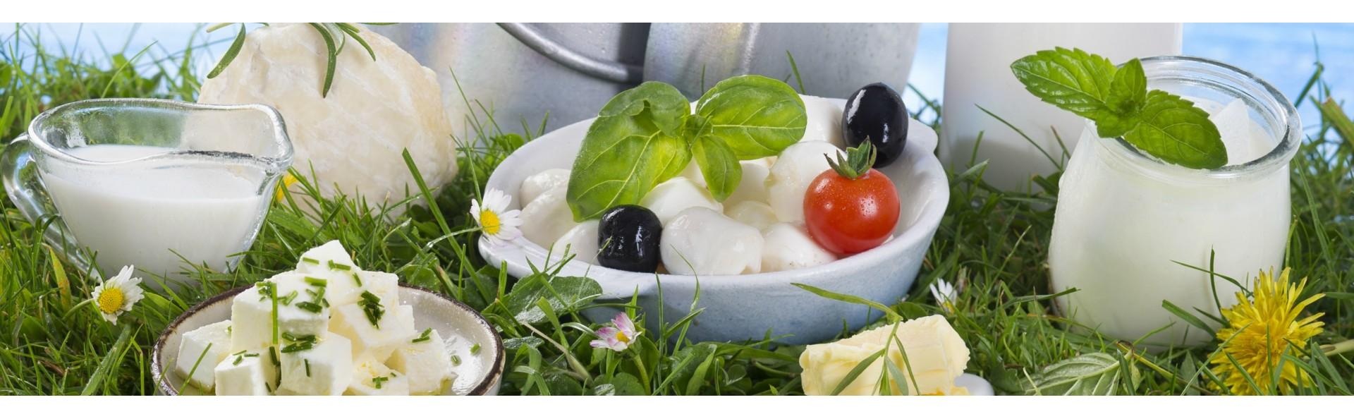 Laitages  - <p>Disponible uniquement dans notre boutique Nos belles Saisons à llupia :</p> <p>Yaourts , fromages de chèvre, brebis, vache ...</p>