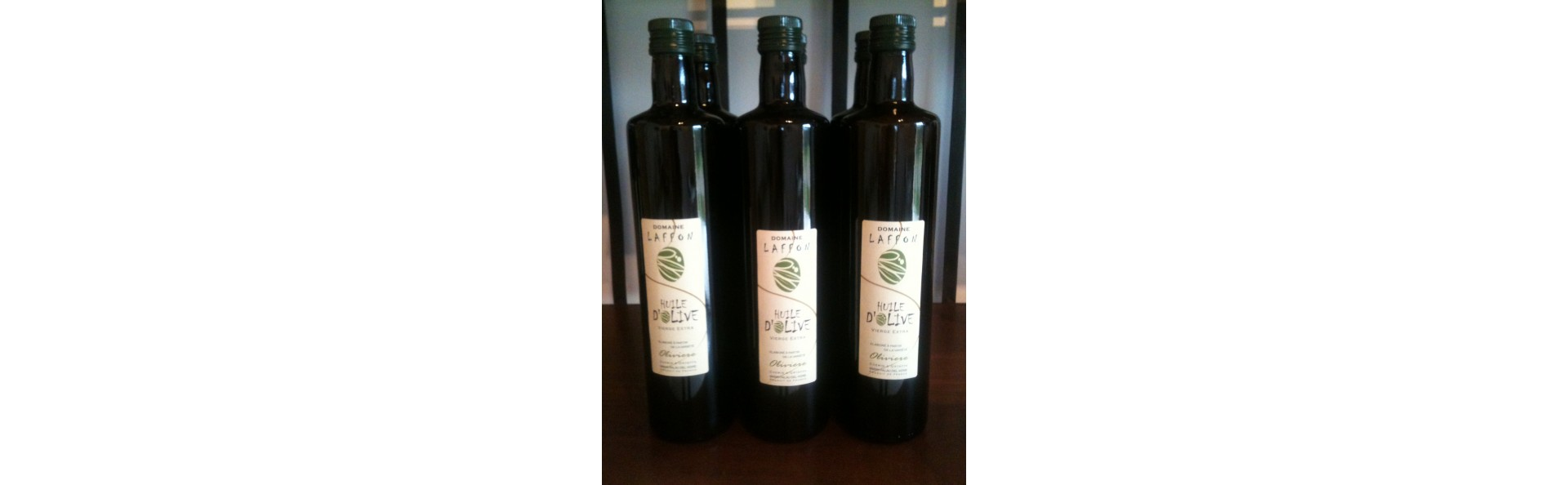 Huiles d'olives et olives  -